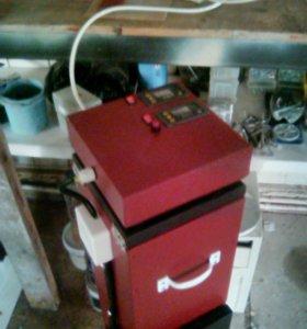 Дымогенератор для Хололное копчения