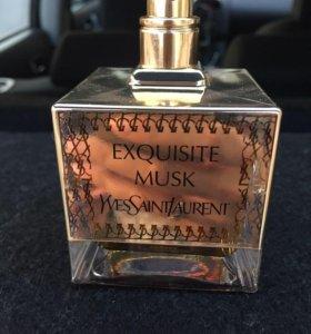 Тестер Exquisite Musk Yves Saint Laurent Оригинал