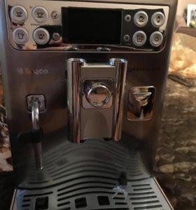 Кофемашина Saeco