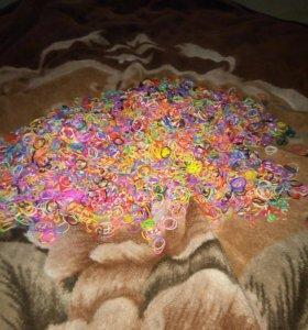 Резиночки для создания браслетов [Bubl gum]
