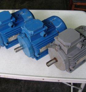 Двигатель асинхронный АИР80В4УЗ 1,5 kW