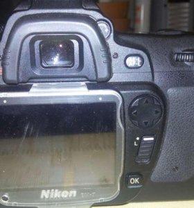 Фотоаппарат Nikon D-80