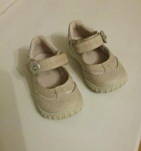 Туфли для девочки Ессо
