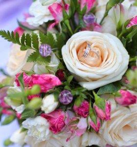 Букет невесты,Оформление свадьбы!