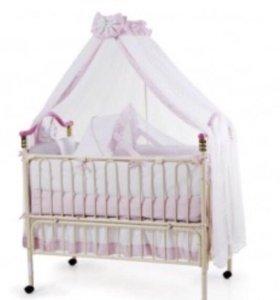 Кровать детская- трансформер Geoby от о до 7 лет