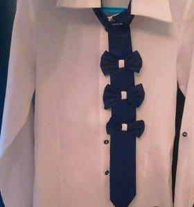 Школьные блузки.