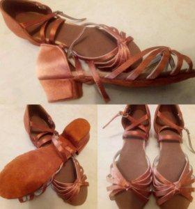 Туфли для больных танцев