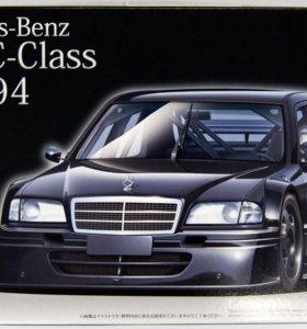 Сборная модель Mercedes-Benz Amg C-class Dtm'94