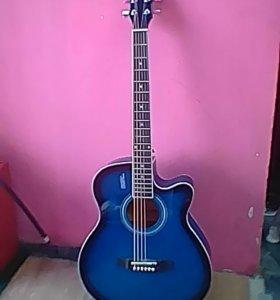 Гитара акустичекая Elitara
