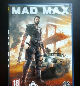 Игра для ПК MAD MAX