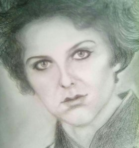 Портреты карандашом