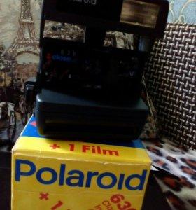 Фотоаппарат Polaroid(636 closeup)