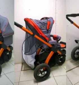 коляска 2 в 1-Happy baby