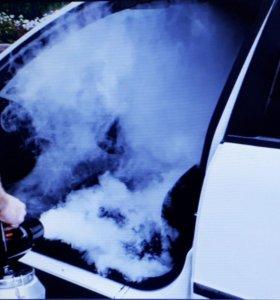 Ароматизированная термообработка салона авто