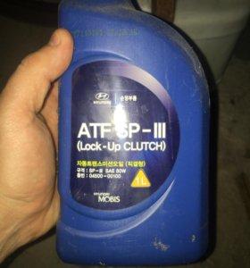 Масло ATF SP 3 для АКПП