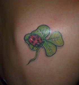 Татуировки в Звенигороде