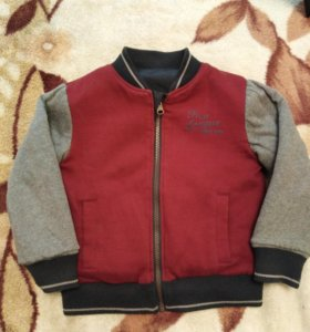 Куртка на осень р-р 116