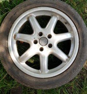 1 колесо в сборе