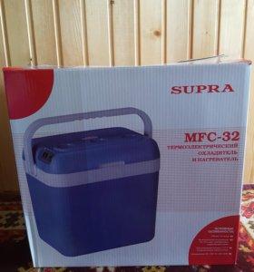 Новый автомобильный холодильник SUPRA