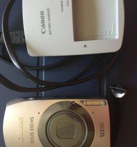 Фотоаппарат canon ixus 310hs