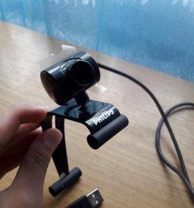 Веб-камера PHILIPS