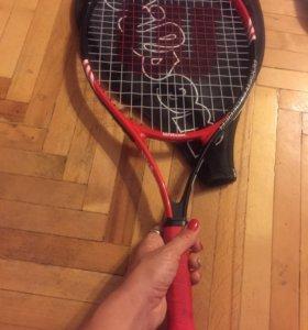 Ракетка для тенниса и сумка