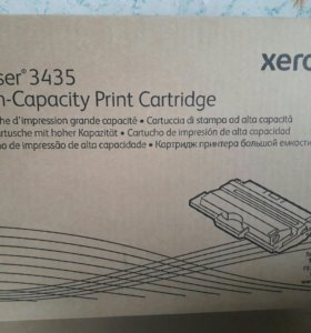 Картридж оригинальный на принтер Xerox Phaser 3435