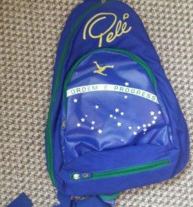 Рюкзак с сеткой для мяча
