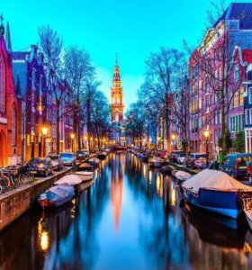Продам авиабилеты до Амстердама