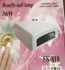 Лампа для шеллака