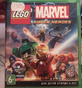 Игра Marvel Super Heroes для Xbox one
