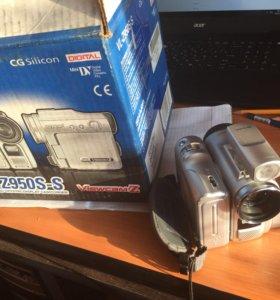 Видеокамера Sharp VL-Z950S-S