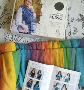 Слинг шарф шикарного качества