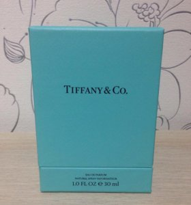 Туалетная вода Tiffany&Co