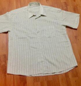 Рубашка мужская размер 60