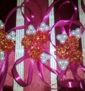 Повязка для подружек невесты