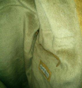Демисезонная дублёная куртка