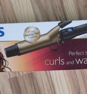 Щипцы для завивки волос( новые)
