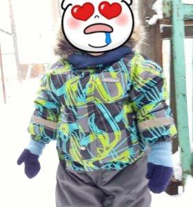 Комбинезон зимний Kerry