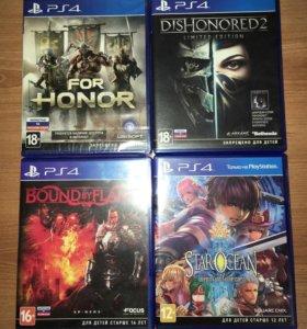 Игры для Playstation 4 (PS4 )