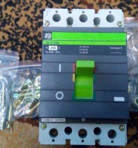 Автоматический выключатель ВА77-250