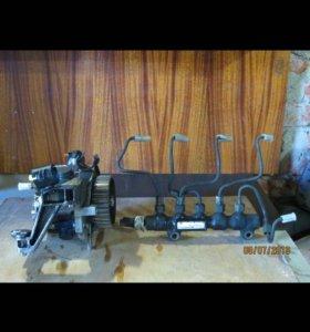 Двигатель на запчасти Пежо 307 2003 года