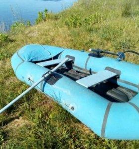 Лодка бу резиновая
