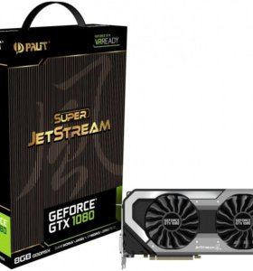 Видеокарта Palit GeForce GTX1080 Super Jetstre