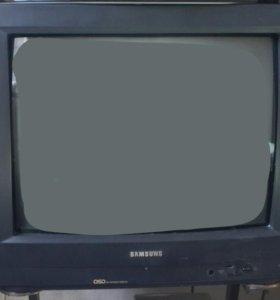 """Телевизор samsung 21"""" (диагональ 53 см)"""