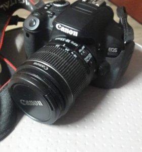 фотоаппарат Canon EOS 650D .