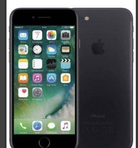 Обменяю IPhone 7 128gb