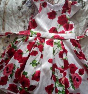 Платье на 8 лет