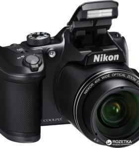 Nikon coolpix B500 фотоаппарат