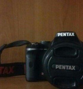 Зеркальный фотоаппарат Pentax-kx